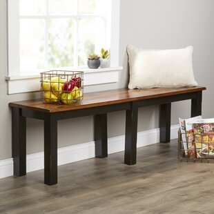 Manassa Wood Bench