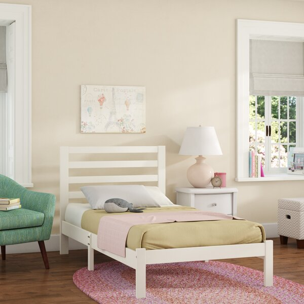 Nonet Twin Platform Bed by Mack & Milo