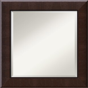 Darby Home Co Square Wall Mirror