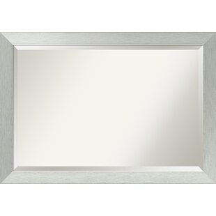 Orren Ellis Rashud Oversize Accent Mirror
