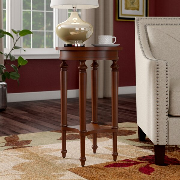 Kahler End Table By Alcott Hill