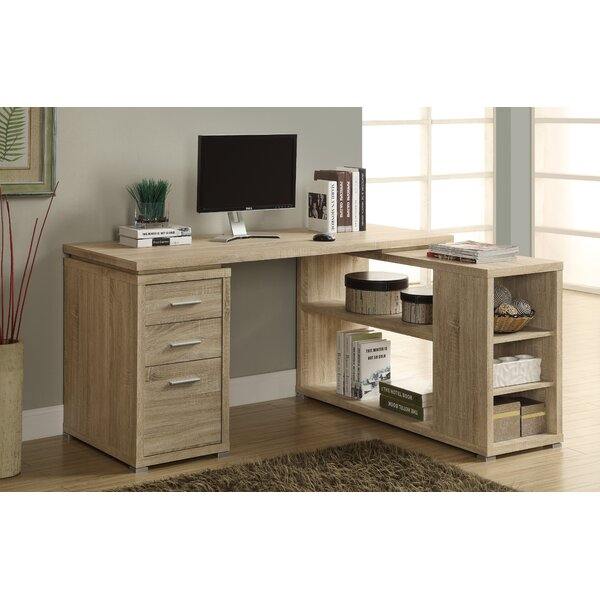 Drewes L-Shaped Desk - Buy it while supplies last