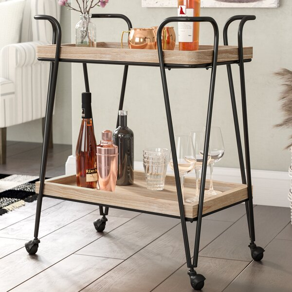 Hana Bar Cart by Laurel Foundry Modern Farmhouse
