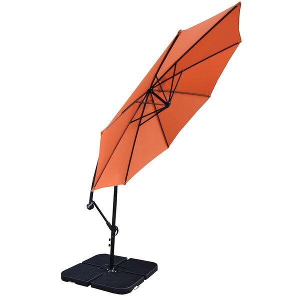 Dodds 10' Cantilever Umbrella by Red Barrel Studio