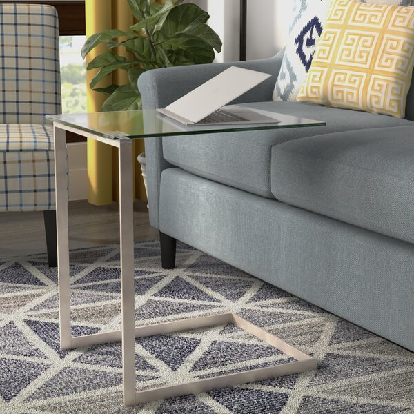 Golding Modern End Table by Wrought Studio