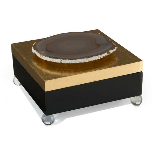 Geode Decorative Box by John-Richard