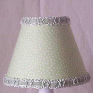 Great deal Honey Dew 11 Fabric Empire Lamp Shade By Silly Bear Lighting