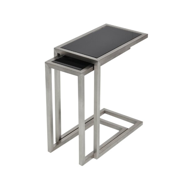 Alfa 2 Piece Nesting Tables (Set Of 2) By SohoConcept