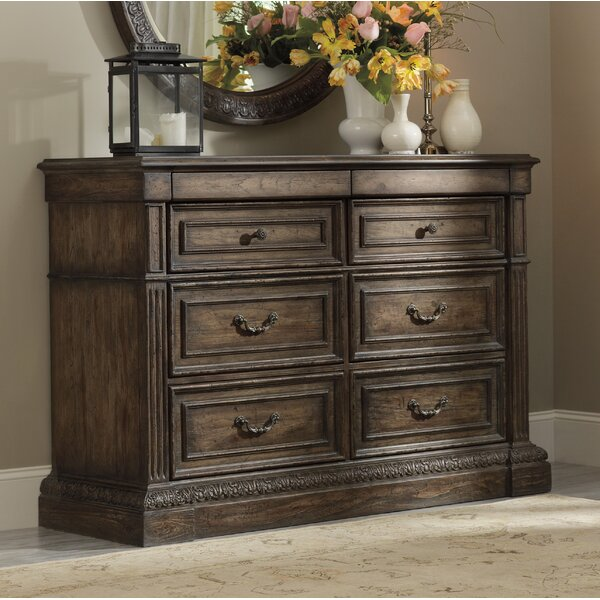 Rhapsody 8 Drawer Media Chest by Hooker Furniture