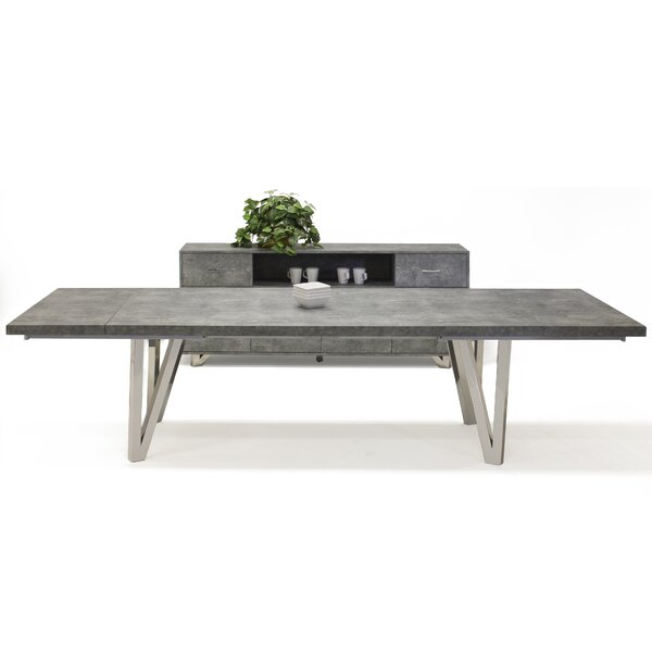 Ashworth Extendable Dining Table by Orren Ellis