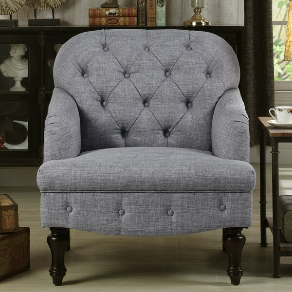Holtz Armchair by Alcott Hill
