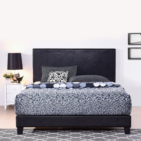 Adelphie Queen Upholstered Standard Bed by Latitude Run