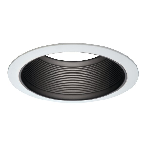 6100 Series 6 Stepped Baffle Recessed Trim by Halo