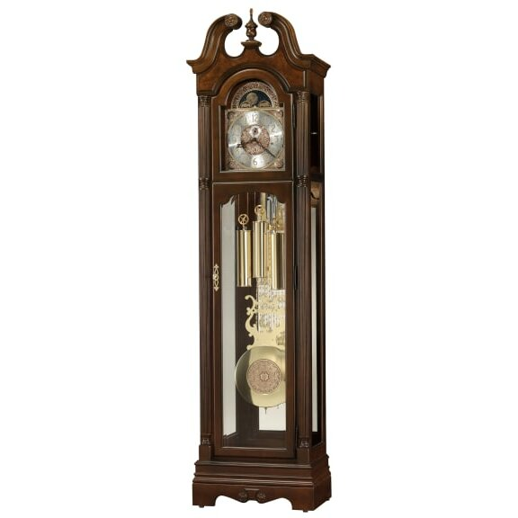 Wellston 84.25 Grandfather Clock by Howard Miller®