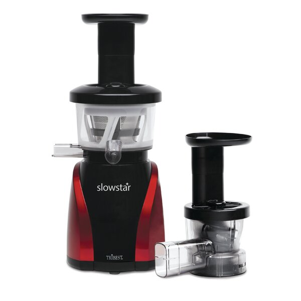 SlowStar Vertical Slow Juicer and Mincer by Tribest