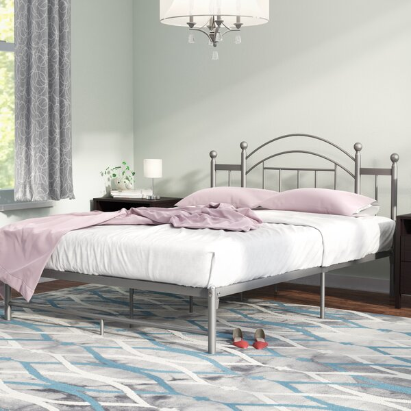 Bercut Platform Bed by Ebern Designs
