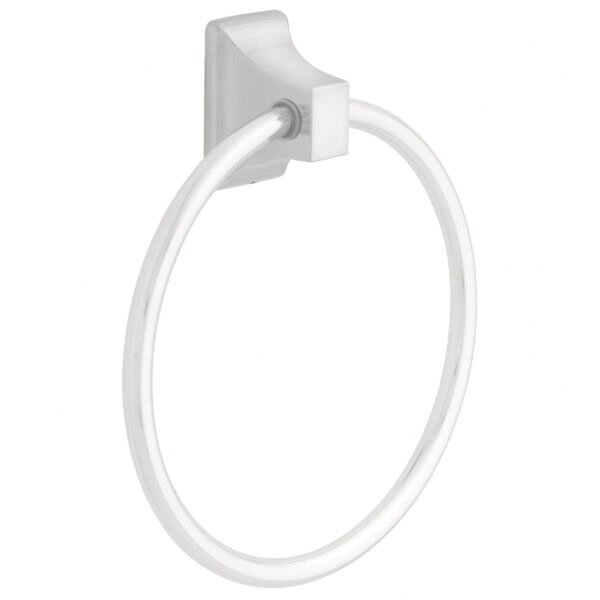 Ventura Wall Mounted Towel Ring by Liberty Hardware