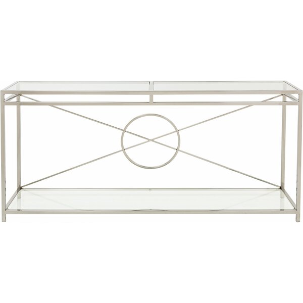 Reynaldo Rectangle Console Table by Willa Arlo Interiors