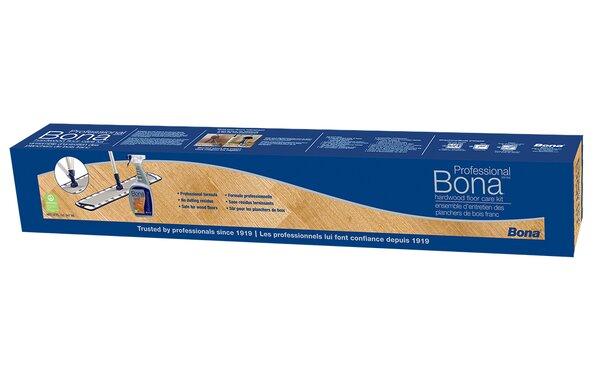 Pro Series 18 Hardwood Floor Care System by Bona K