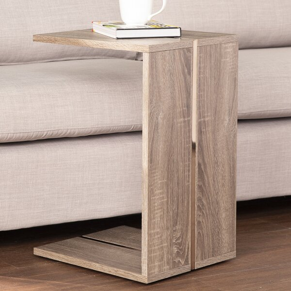 Stetler End Table by Modern Rustic Interiors