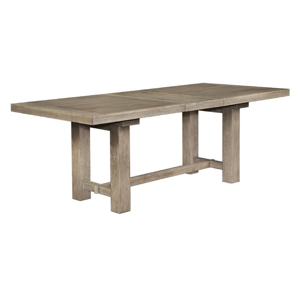 Saltville Hermosa Extendable Dining Table by Foundry Select Foundry Select