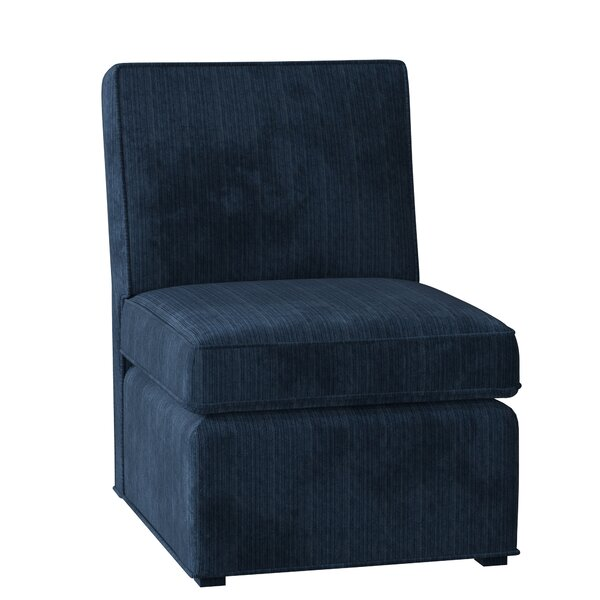 Nyssa Slipper Chair by Duralee Furniture