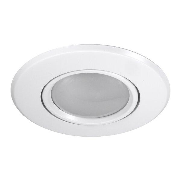 Gimbal Ring 5 Recessed Trim by NICOR Lighting