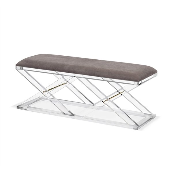 Asher Upholstered Bench by Interlude