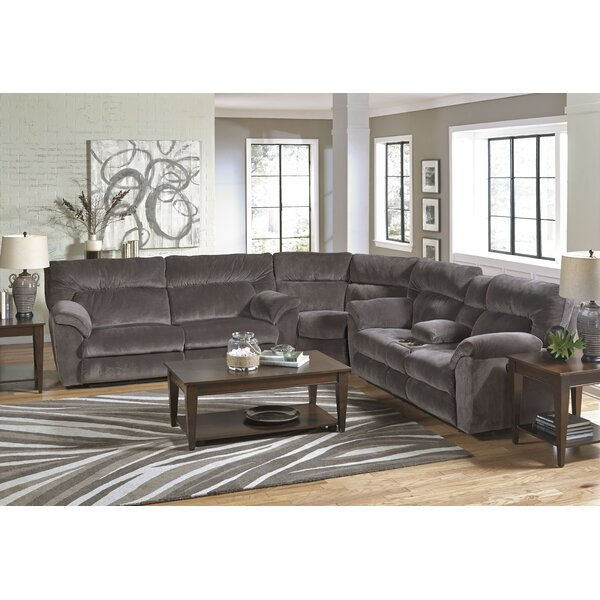 Nichols Reclining Sectional by Catnapper