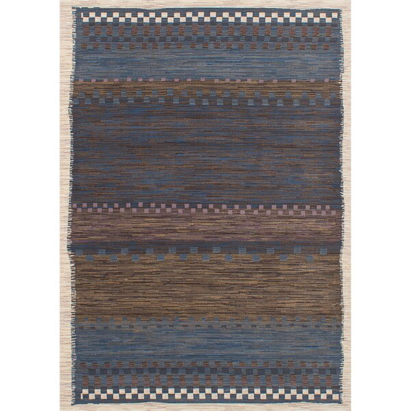 Harter Gray/Tan Area Rug by Bungalow Rose