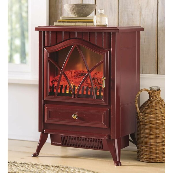 400 sq. ft. Vent Free Electric Stove by Plow & Hearth