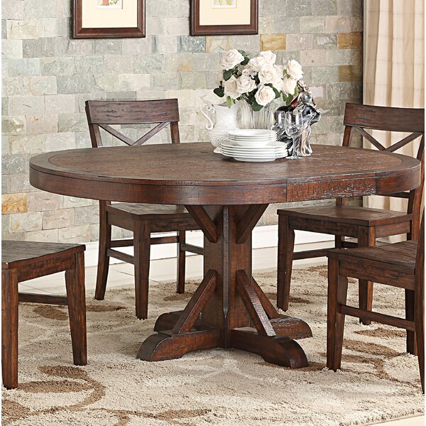 Tremper Dining Table by Millwood Pines