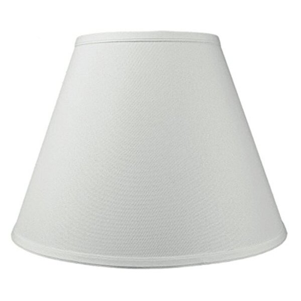 16 Linen Empire Lamp Shade by Home Concept Inc