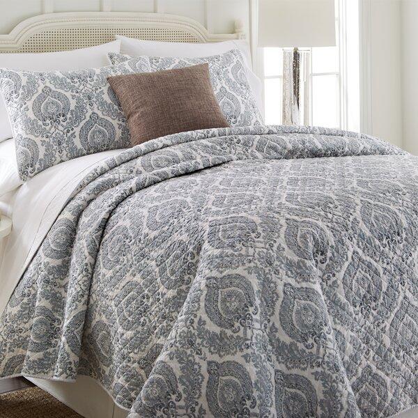 Cullison Cotton Quilt Set by George Oliver
