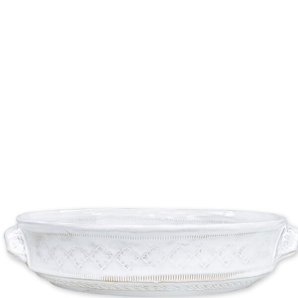 Round Baking Dish by VIETRI