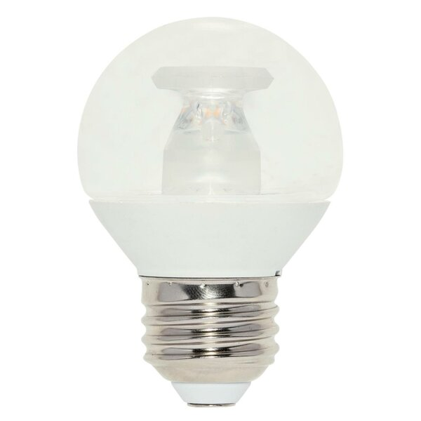 7W E26 Dimmable LED Globe Light Bulb by Westinghouse Lighting