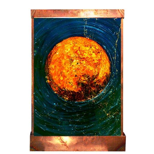Sol Galaxy Fountain by Harvey Gallery