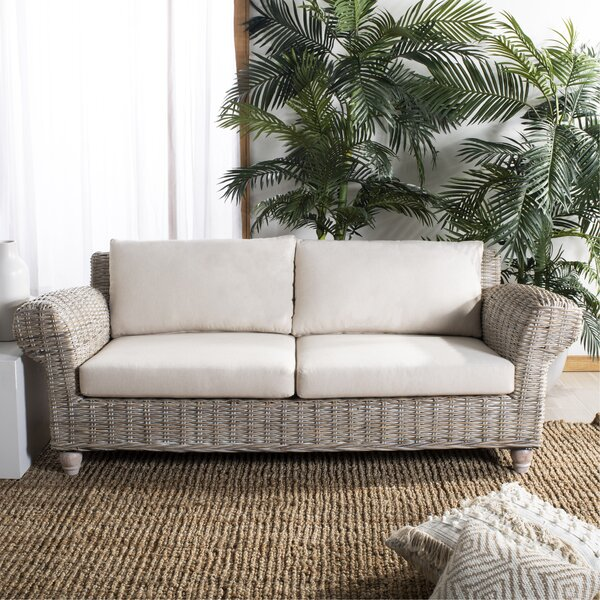 Beautiful Roxanne Loveseat by Highland Dunes by Highland Dunes