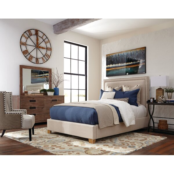Almonte Upholstered Standard Bed by Red Barrel Studio