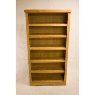 Cutter 2 Shelf Traditional Standard Bookcase