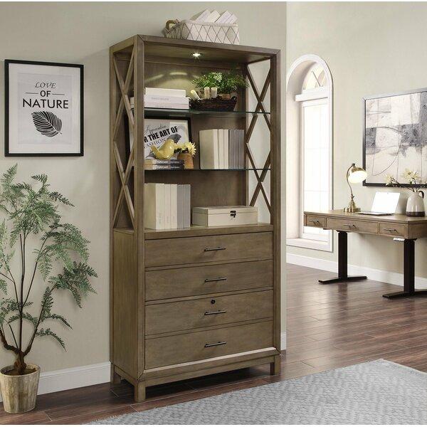 Jossi Standard Bookcase By Gracie Oaks