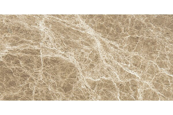 Crema Marfil 12 x 24 Natural Stone Field Tile in Beige by Parvatile