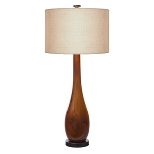 Online Reviews Burl 32 Table Lamp By Thumprints