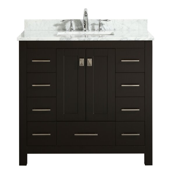 Furlow 36 Single Bathroom Vanity Set by Wrought Studio