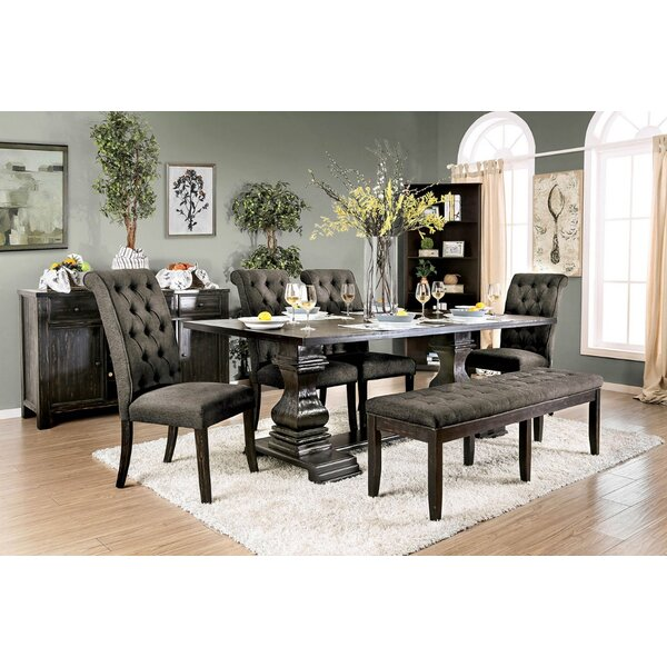 Chilcott 7 Piece Dining Set by Charlton Home Charlton Home