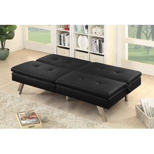 #1 Gospodarczyk Convertible Sofa Orren Ellis