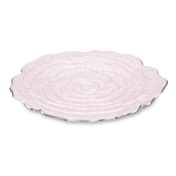 Rose 15 Platter by Julia Knight Inc