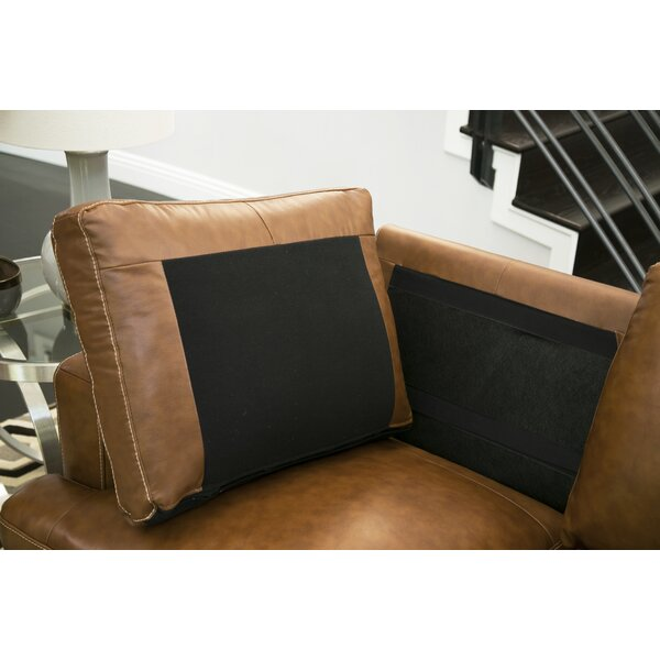 Charles 2 Pieces Leather Living Room Set by Brayden Studio
