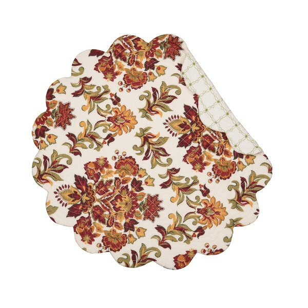 Agnes 17 Placemat (Set of 6) by C&F Home