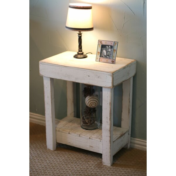 Billings End Table by August Grove